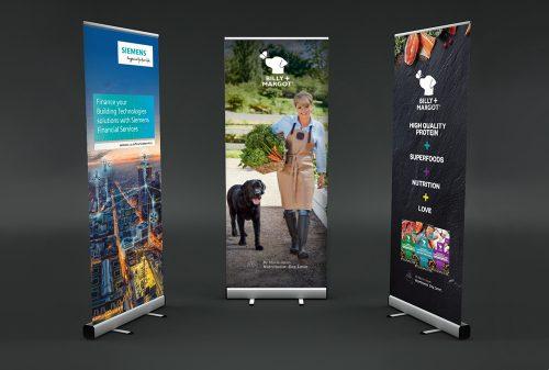 1 for Banners in Farnham | Print & Design - Colourstream